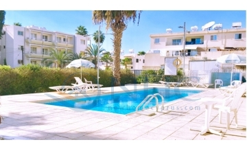 Ground apartment in Kato Paphos