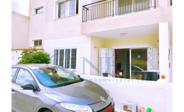 Ground Floor 1 Bedroom Apartment Peyia